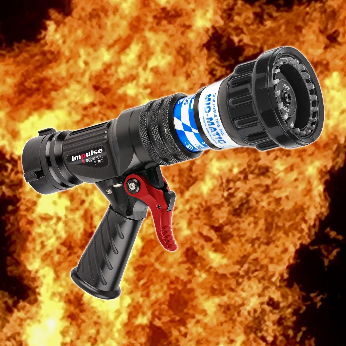 MidMatic mit Trigger Ventilsystem