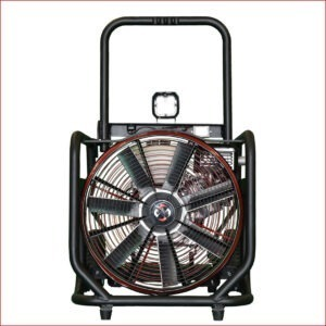 Hochleistungslüfter Hochleistungslüfter Feuerwehr mit Verbrennungsmotor AMCA Supervac Valor V18-GC