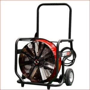 Hochleistungslüftermit Verbrennungsmotor AMCA