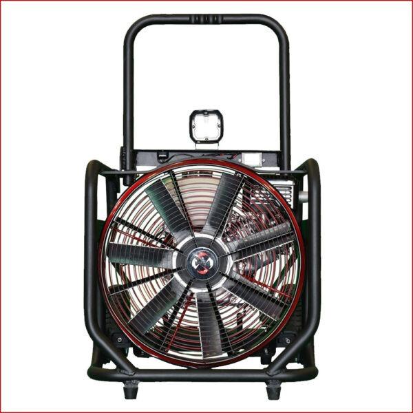 V20-GC Hochleistungslüfter mit Verbrennungsmotor