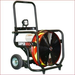 V20-GX Hochleistungslüfter mit Verbrennungsmotor AMCA zertifizierte