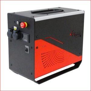 Hybrid-Stromerzeuger I1 mit Brennstoffzelle und Akku