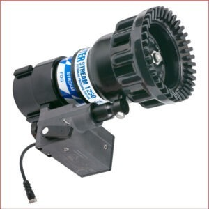 Automatische Hohlstrahldüsen mit elektrischer Fernsteuerung Master Stream 1250 ER