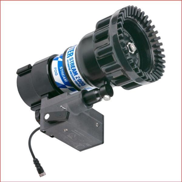 Automatische Hohlstrahldüsen mit elektrischer Fernsteuerung Master Stream 2000 ER