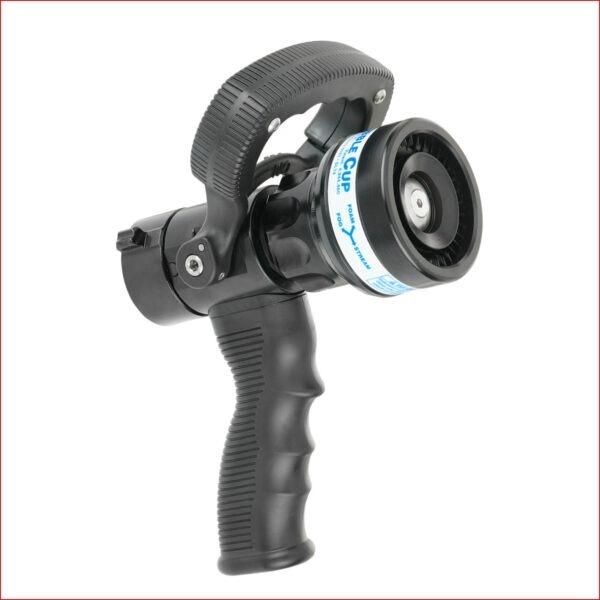 Schaumstrahlrohre mit integriertem Schaumaufsatz BubbleCup 1