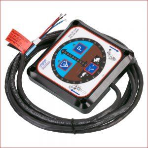 Orientierungsanzeigen für alle TFT elektrisch gesteuerte Wasserwerfer