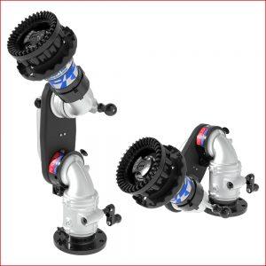 Monitor-Wasserwerfer-mit-Hubgelenk-für-Festmontage-Radius-TFT-Alpina
